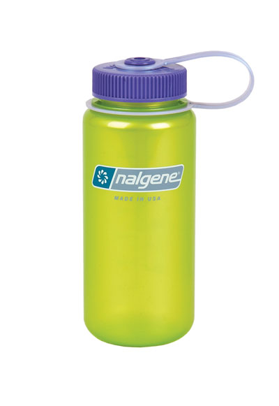 Бутылка Nalgene Translucent 16oz WM (зеленая)
