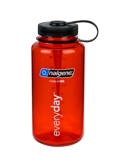Бутылка Nalgene 32oz WM (красная)